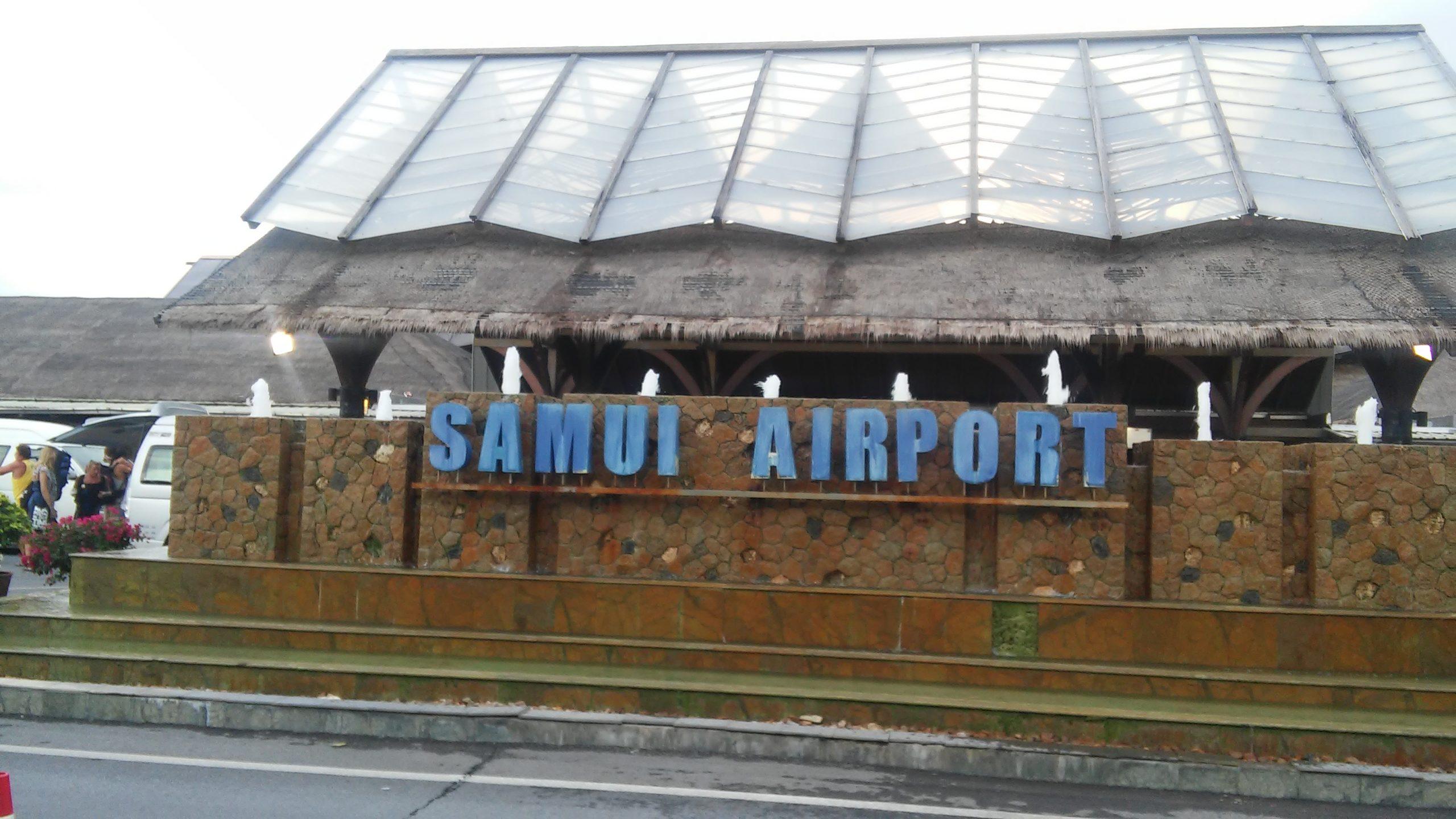 Samui Airport Flughafen – Airport Bewertung